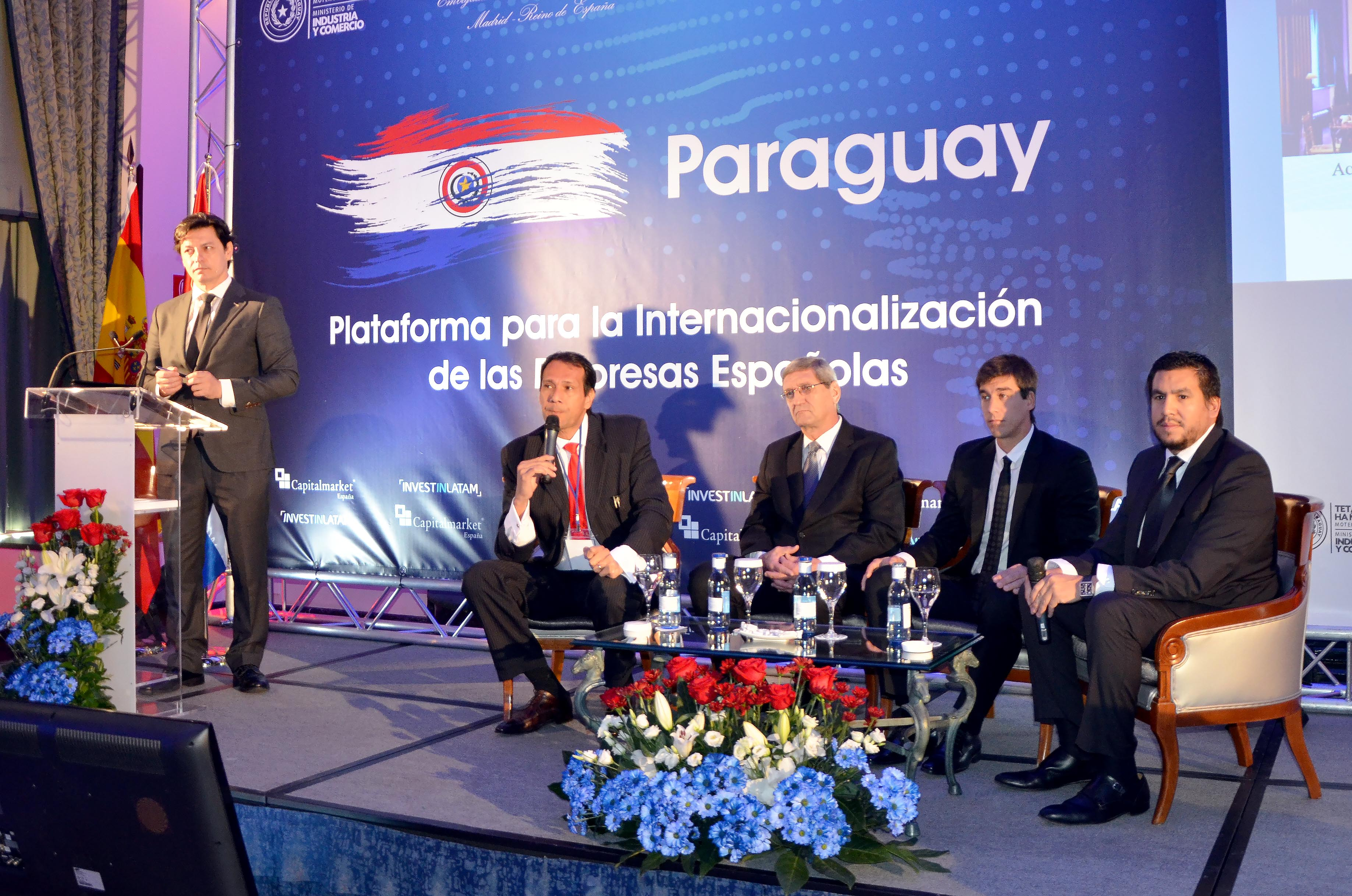 lona Invest in Paraguay