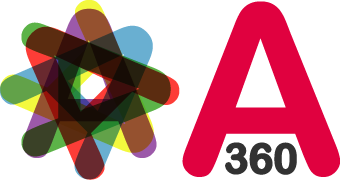 A360 Rotulación Logo